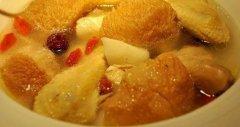 防癌抗癌,简简单单,猴头菇炖鸡汤